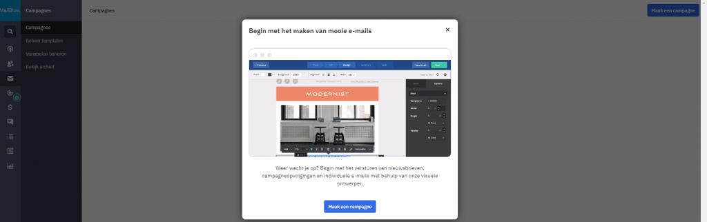 mailblue emailmarketing software