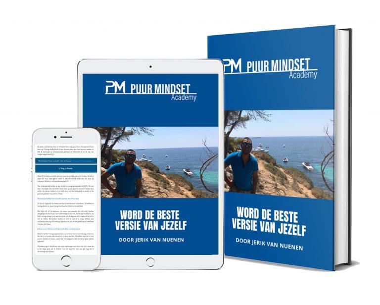 Puur Mindset Academy E-book Review – Juli 2020 – Onze Ervaringen