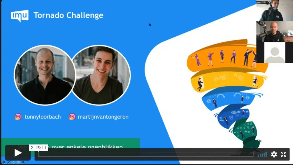 tornado challenge