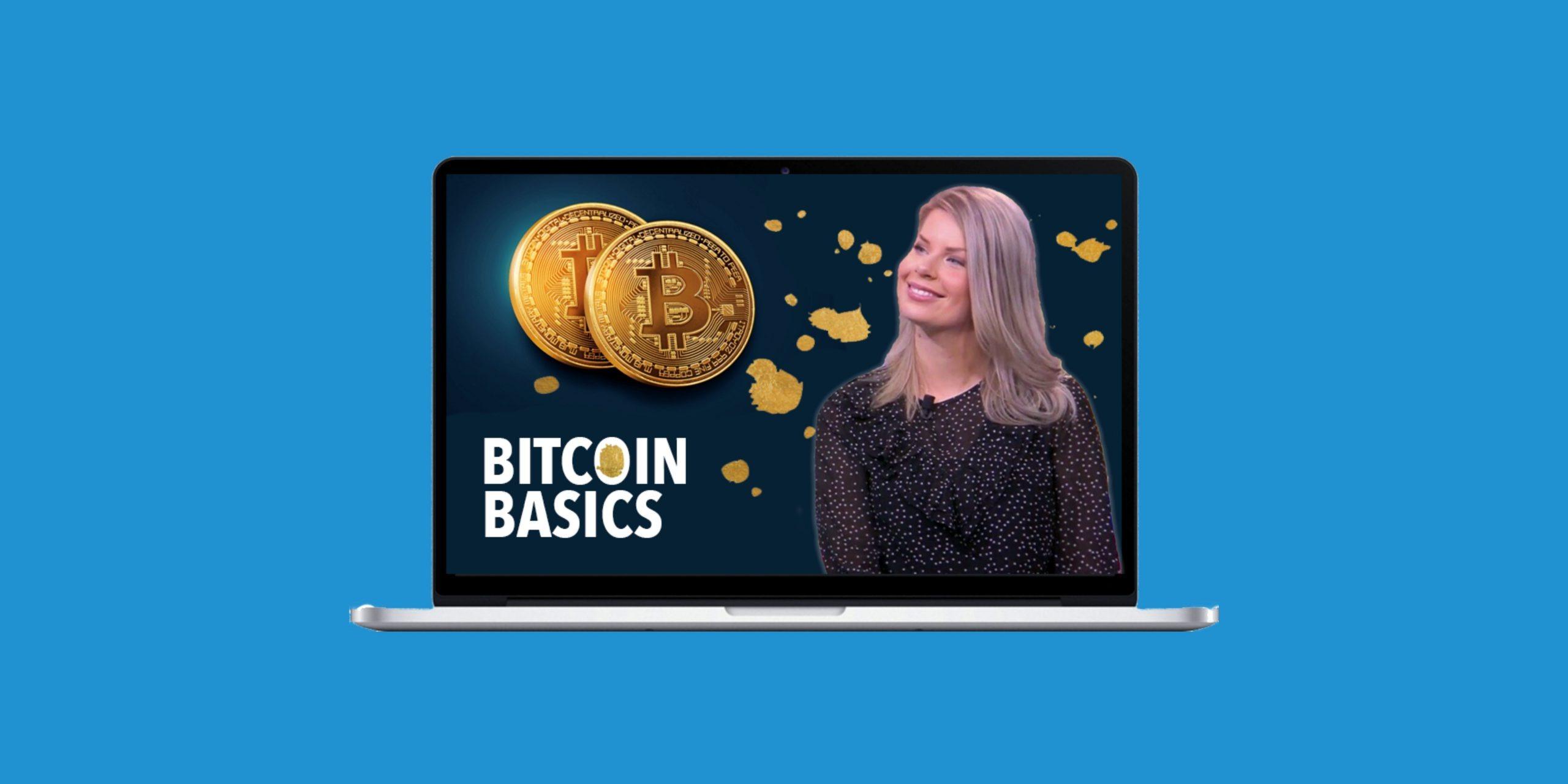 Bitcoin Basics & Crypto's