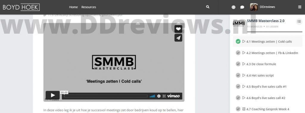module 4 smmb masterclass