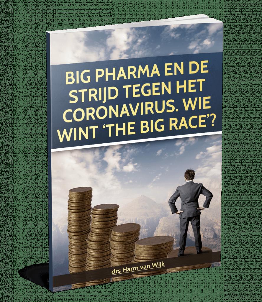 Big Pharma en de strijd tegen het corona virus