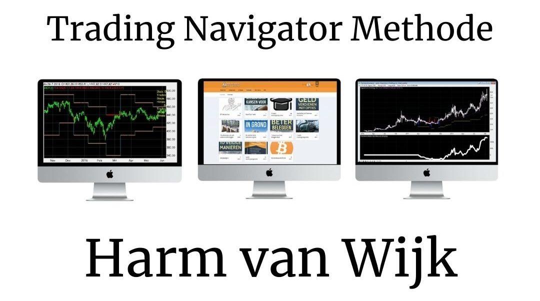 Trading Navigator Harm van Wijk