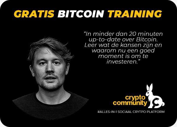 gratis bitcoin training