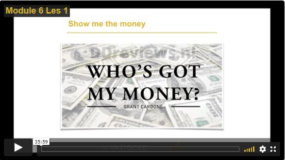 who's got my money