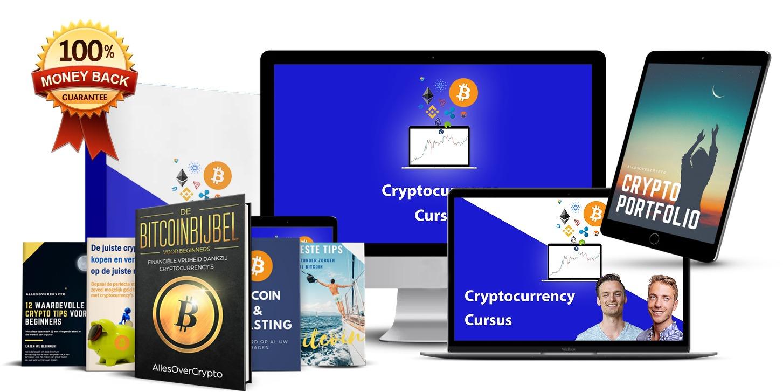 Crypto Masterclass bonussen