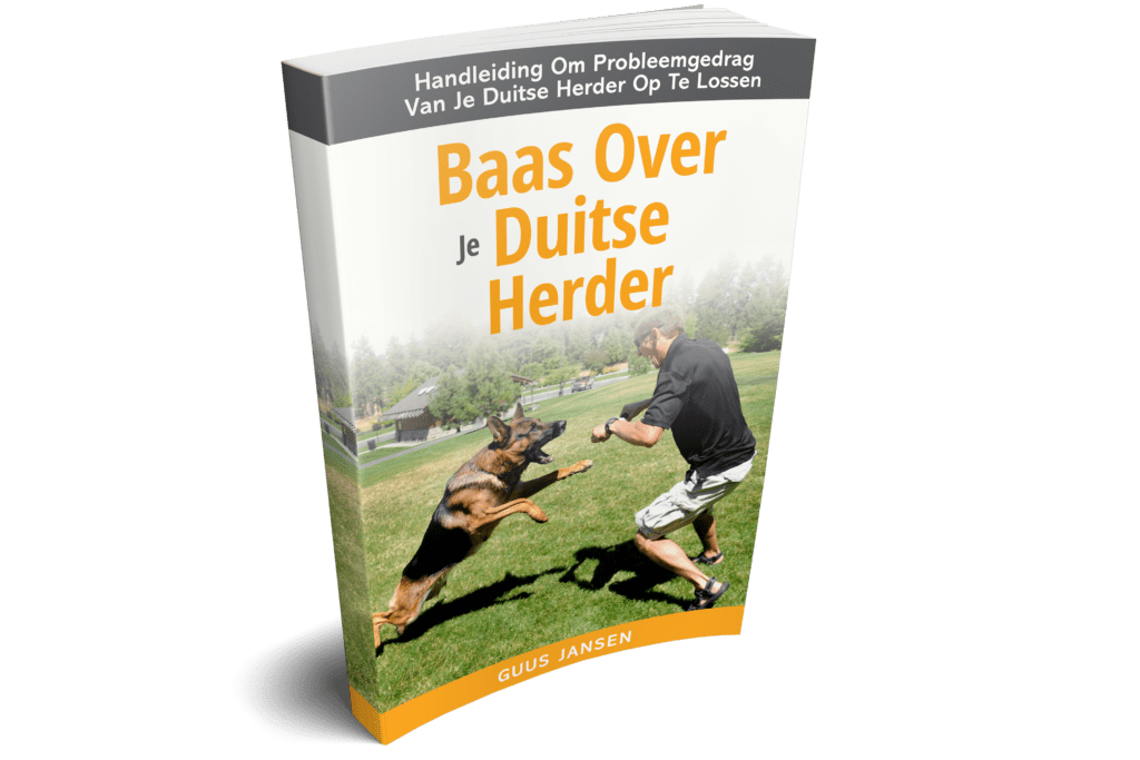 Bonus 1 Duitse Herder