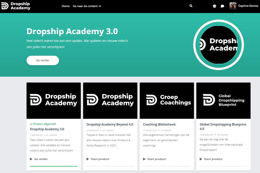 Dropship Academy