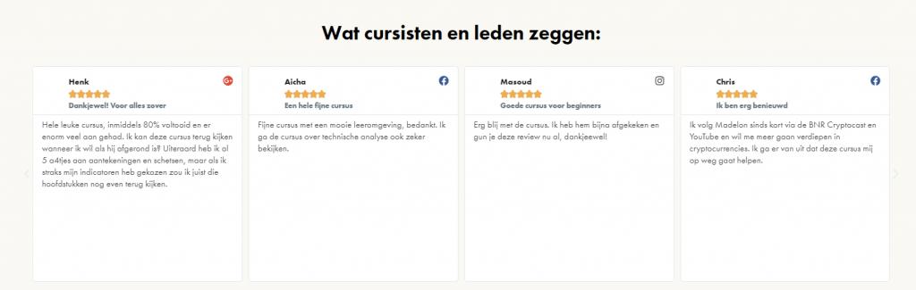 Madelon Vos Reviews
