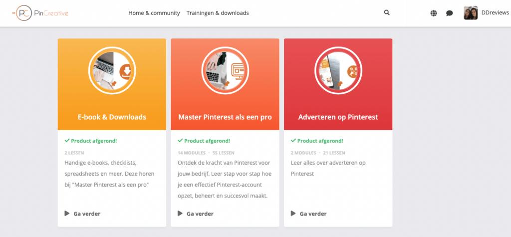 Pinterest als een Pro Princreative