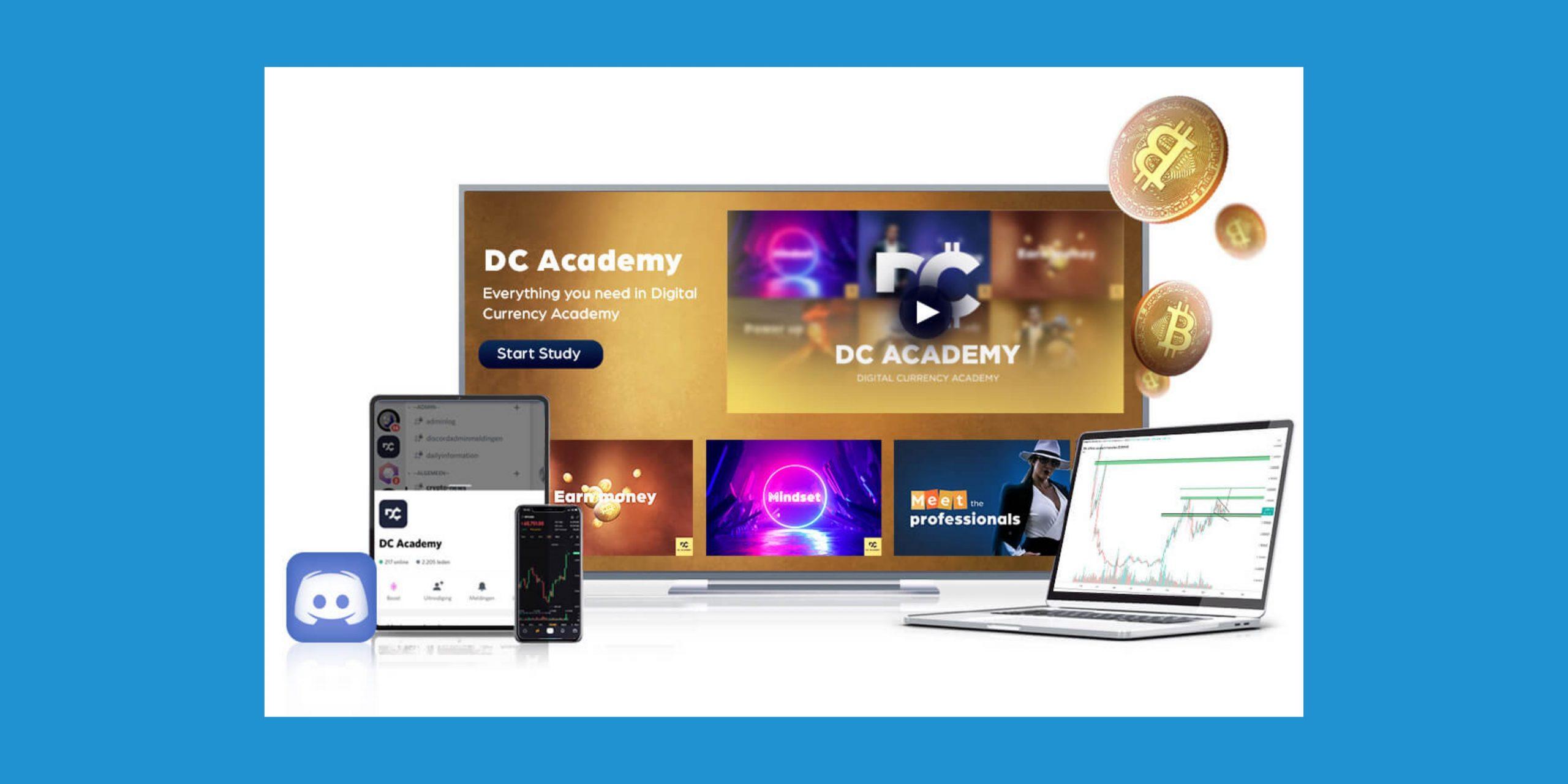 DC Academy Vip Discord