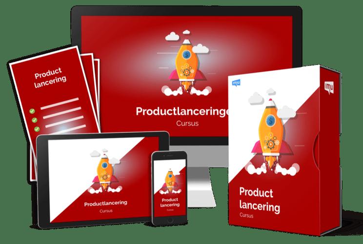 Productlanceringen