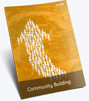 Internet Marketing unie gratis ebook: community building ebook