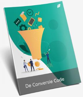 de conversie code