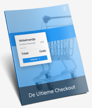 gratis e-book: de ultieme checkout