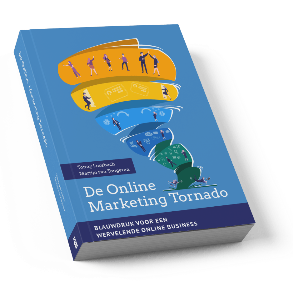 internet marketing unie online marketing tornado boek